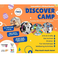 Lancashire's Virtual Easter Discover Camp
