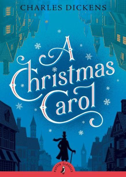 Christmas Carol - front cover