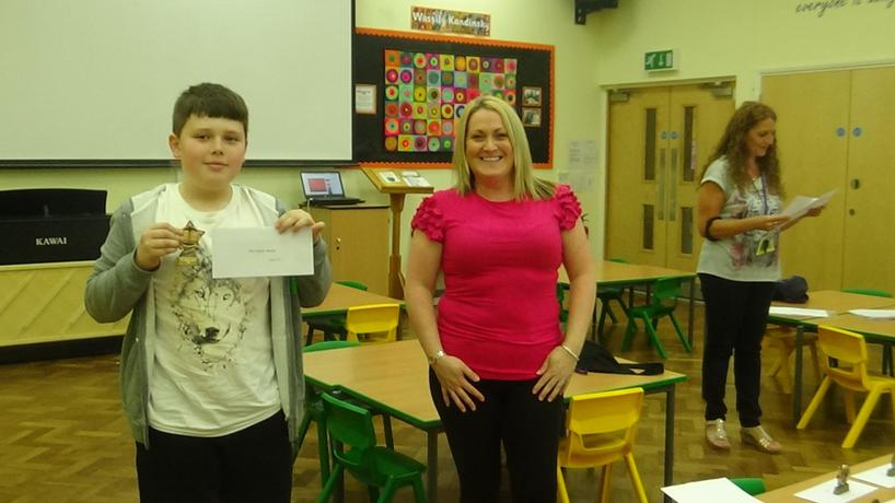 KS2 English Award