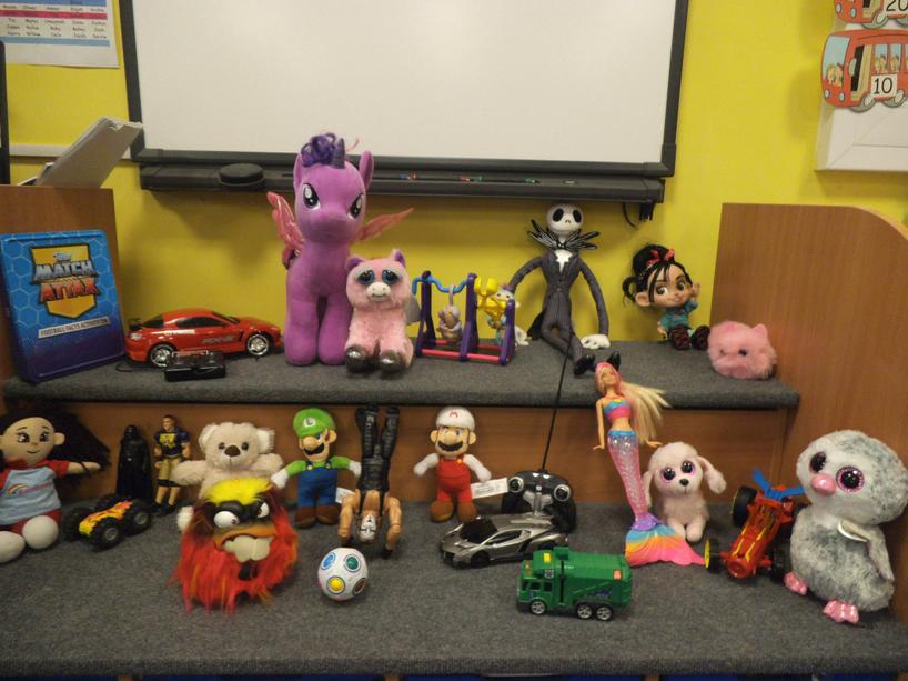 We have looked at some of our favourite  toys.