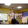 We looked at the Jewish Torah.