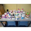 Super snowmen!
