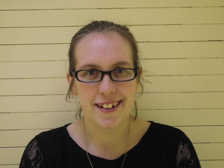 Jenn Young Teaching Assistant