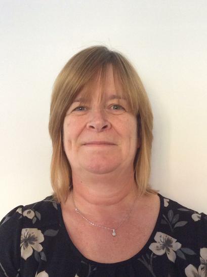 Janet Grainger Chair of Governors - Infants