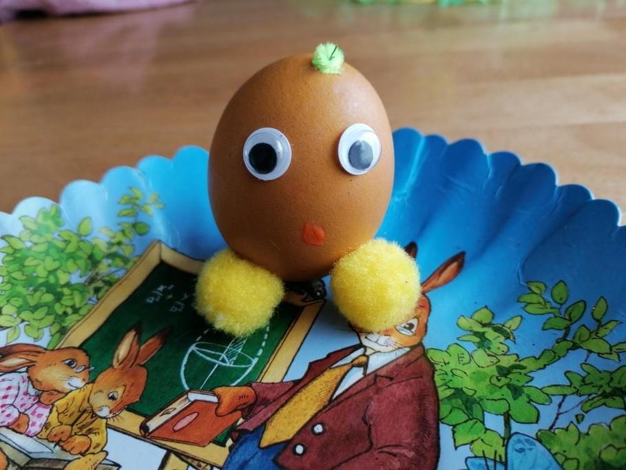 Lilianna's egg