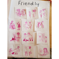 Callum's friendship work