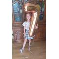 Ugne's amazing birthday balloon!