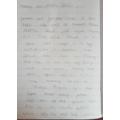 Part 1 of a story by Fraiya