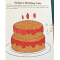 A delicious looking cake for the Queen by Matthew