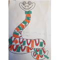 Callum's Chinese New Year home learning