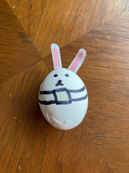 Nina's egg