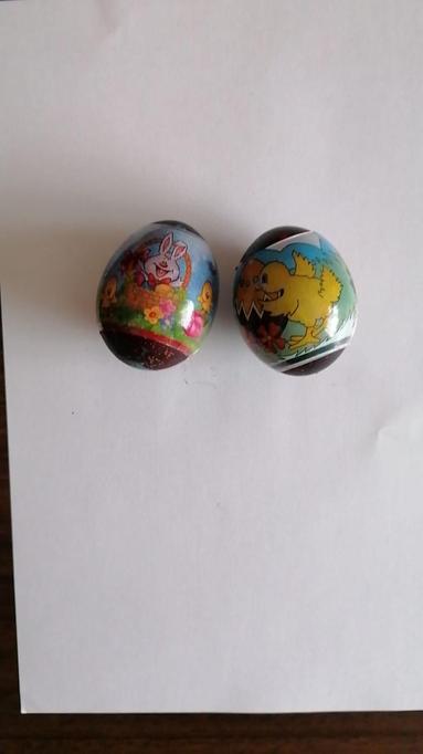 Justas' eggs