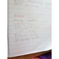 Amelia's alliteration