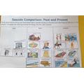 Comparing seaside history by Gabriela
