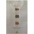 Hamnah's menu