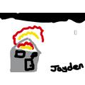 Great Fire of London computing by Jaydon