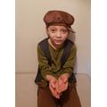 Callum as Oliver Twist