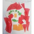 Callum's Picasso work