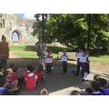 When was Newark Castle built?