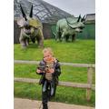 E reading at Blackpool Zoo (1)