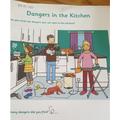 Dangers in the kitchen by Gabriela