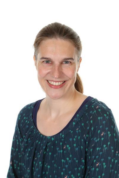 Mrs Anderton - teacher