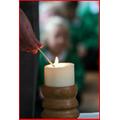 Worship Candle