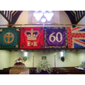 Banners made for Fauls Church Diamond