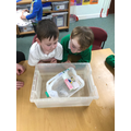 Which materials are waterproof? Making boats