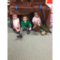 January: Learning about Hibernation!
