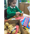 Supertato: Making our own to retell the story