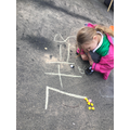 Easter Hunt number sentences