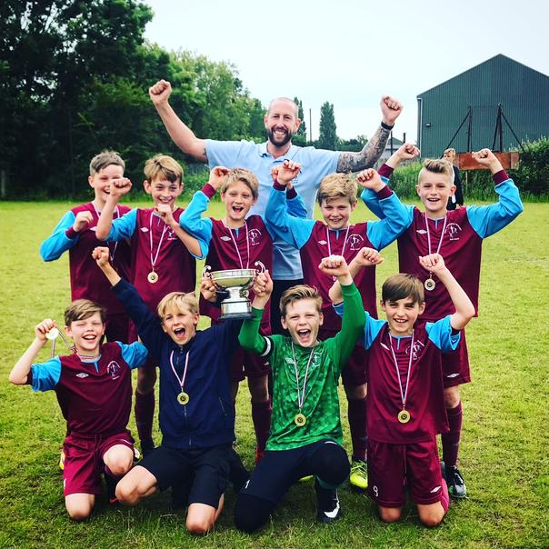 2018 League Cup winners