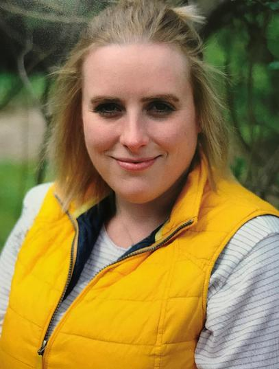 Katie Smith, Teaching Assistant & Mid-day Supervisor