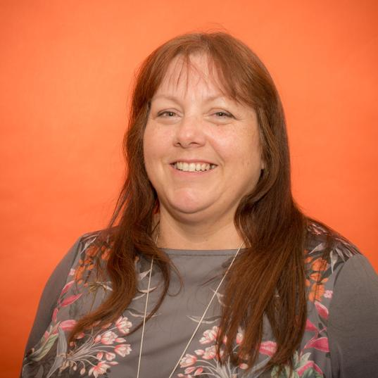 Carla Tickner, head teacher