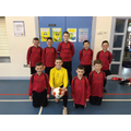 School's Cup final Squad
