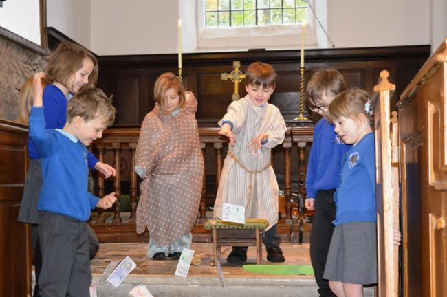 Depicting the Easter Story