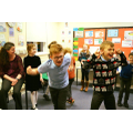 Sycamore Class bringing the noise and the laughter