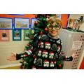 It's Mr Christmas...