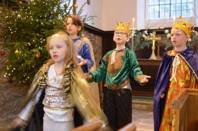 Celebrating Chrstmas