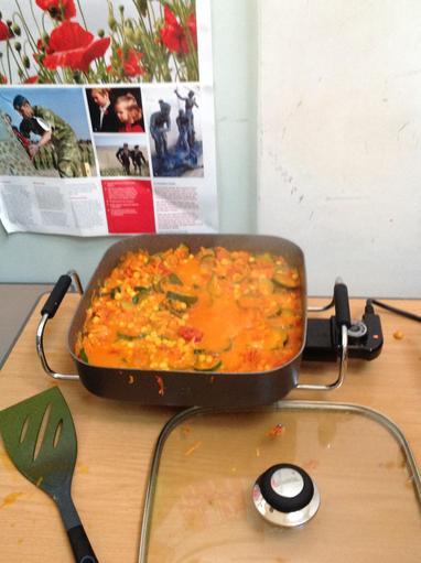 Morrocan Vegetable Stew