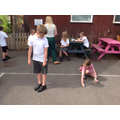 Investigation how our shadows change throughout the day