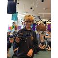 A lego dragon creation!