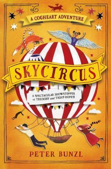 Skycircus - third book in series.