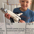 DS: Lego Rocket