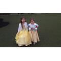 Disney Princess Crossover!