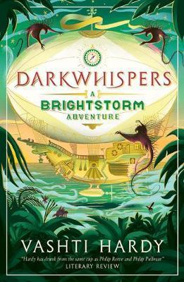 Darkwhispers: A Brightstorm Adventure by V Hardy.