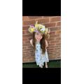 AJ Easter Bonnet