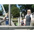 Fun in the Castle playpark!