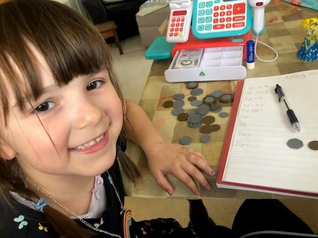 Working with coins